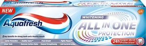 ZOBNA PASTA AQUAFRESH ALL-IN-ONE 75ML WHITENING