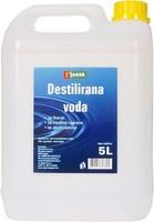 VODA DESTILIRANA JAGER 5L
