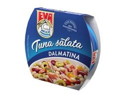 EVA TUNA SOLATA 160G DALMATINA