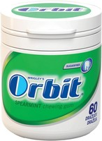 ŽVEČILNI ORBIT 84G SPEARMINT MAXI
