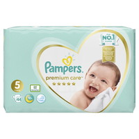PAMPERS PREMIUM 5/JUNIOR 44/1