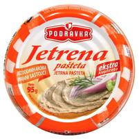 PAŠTETA JETRNA 95G..PODRAVKA