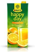 100% SOK POMARANČA HAPPY DAY, RAUCH, 2L