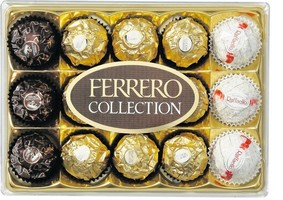 FERRERO COLLECTION T15X6 172g