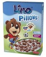 LINO MINI PILLOWS 250G MLEČNE