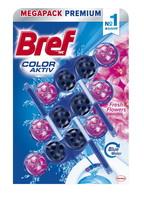 BREF BLUE AKTIV 3X50G FRESH FLOWER