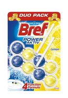 BREF POWER AKTIV LEMON 2X50G