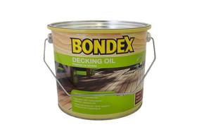Bondex decking olje, 2,5 L