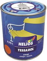 Emajl Tessarol, 0,75 L, rjav