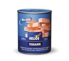 Osnovna barva za les Tessarol, 0,75 L, bela