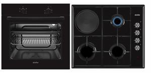 Set pečica+plošča SIMFER BIOH31B5B
