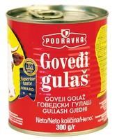 GOVEJI GOLAŽ 300G PODRAVKA