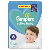 PLENICE PAMPERS MAXI PACK S6 44 (13-18)