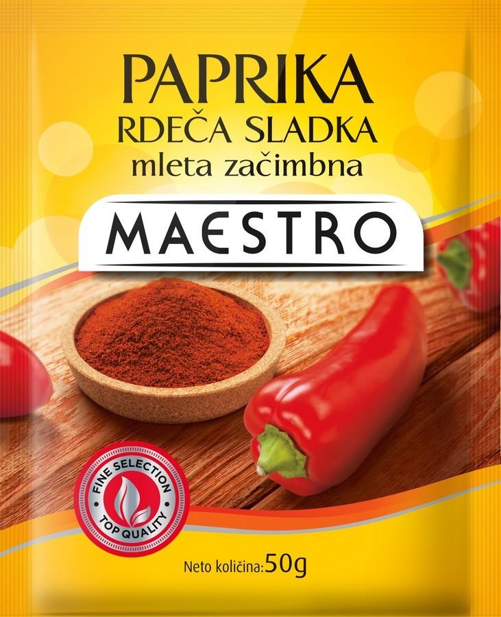 69961/Maestro-Paprika-rdeca-sladka-mleta-v-50g