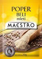 POPER BELI MLETI 20G MAESTRO