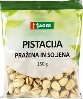 PISTACIJA JAGER 150G SOLJENA
