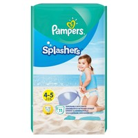 PAMPERS PLAV.PL.SPLASH.CP S4 11KOS