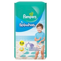 PAMPERS PLAV.PL.SPLASH.CP S5 10KOS
