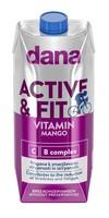 VODA DANA VIT. 0,75L ACTIVE&FIT