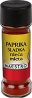 PAPRIKA SLADKA 45G MAESTRO S.