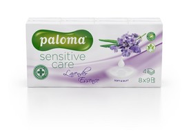 ROBČKI PALOMA SENSITIVE CARE 8/1 BELI+LAVANDA