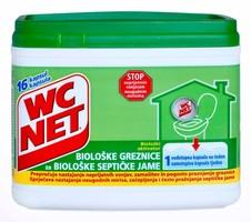 WC NET ZA GREZNICE 16X18G