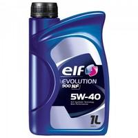 OLJE MOT. ELF EVOL.900 NF 5W40 1L