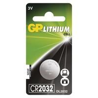BATERIJA GP LITHIUM CR2032 1/1
