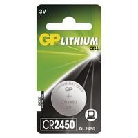 BATERIJA GP LITHIUM CR2450 1/1