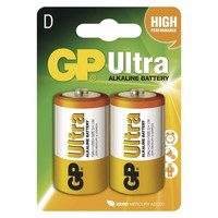 BATERIJE GP ULTRA LR20 2/1