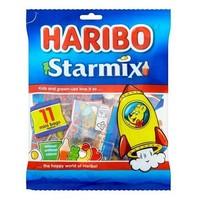 BONBONI HARIBO MINI STARMIX 176G