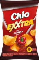 ČIPS CHIO EXXTRA 125G PAPRIKA