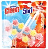 OSVEŽILEC CLEAN ZA WC 5v1 FLORAL POWER