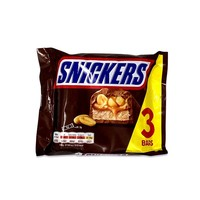 SNICKERS 3/1 125G