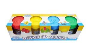 PLASTELIN 3D MODELI 4/1 UNIKATOY ŠK.2484