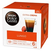KAVA DOLCE GUSTO 104G LUNGO 16/1