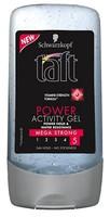GEL ZA LASE TAFT 150ML POWER ACTIVITY