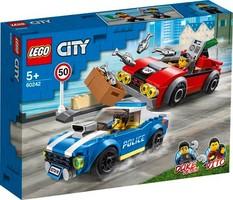 KOCKE LEGO ARETACIJA NA AVTOCESTI 60242