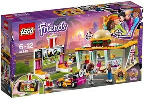 KOCKE LEGO DRIVE KINOIN FASTFOOD 41349