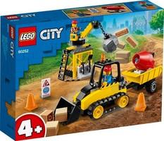 KOCKE LEGO GRADBENI BULDOŽER 60252