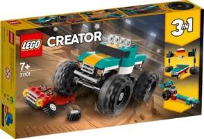 KOCKE LEGO POŠASTNI TOVORNJAK 31101