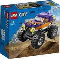 KOCKE LEGO POŠASTNI TOVORNJAK 60251