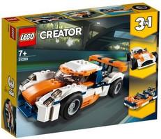 KOCKE LEGO STEZNI DIRKALNIK 779532