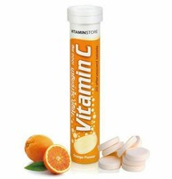 ŠUMEČE TABLETE VITAMIN C 1000MG  20/1