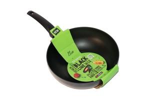 Ponev wok TEXELL BLACK LINE TPBL-W28, 28 cm