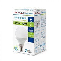 ŽARNICA LED V-TAC  5,5W E14 P45
