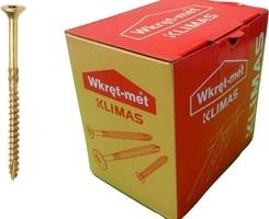 VIJAK LESNI KMWHT-XO 4,5x 50MM 250/KRT